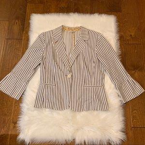 Jackets & Blazers - CAbi Striped Blazer